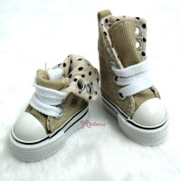 Obitsu Taeyang Male Hujoo Folded Sneaker Shoes Blonde SHP092BLD