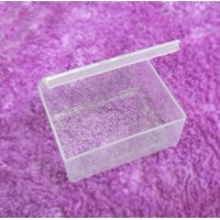 1/6 Bjd Miniature Storage Box 5.5 x 4.5cm Mini Plastic Case TBS107