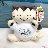 Jacob Cat 16cm Plush Sitting with Tee  679340