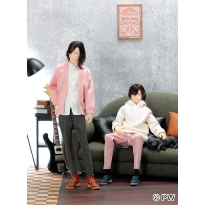 Petworks One-sixth scale Boys & Male Album Track Pants Style EIGHT 1920051 ~~ PRE-ORDER ~ LAST ONE