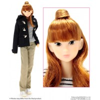 Momoko 27cm Girl Japan Fashion Doll - Early Spring Marina 217560 ~~ RARE ~~~