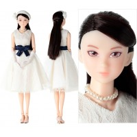 Momoko 27cm Girl Graceful Dress Doll Lady Swan 219933