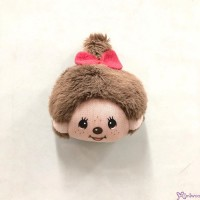 Monchhichi Plush Head 5cm Magnet Girl 201488