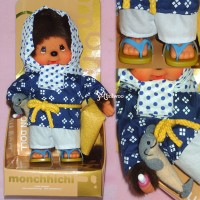 Monchhichi S Size Japan Limited Romantic Story MCC - Festival 231560