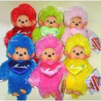 Monchhichi 20cm S Size Love Love MCC (Set of 6pcs) 243620+30+40+50+60+70