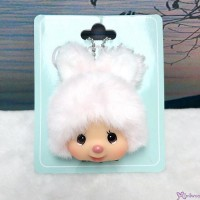 Monchhichi Friend Chimutan 8cm Mini Plush Head Mascot 243686