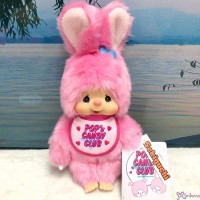 Monchhichi POP'n CANDY CLUB S Size Chimutan Bunny 250851