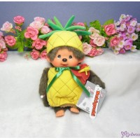 Monchhichi S Size 20cm Plush Summer Fruit - Pineapple 2975