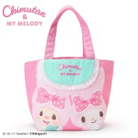 Melody x Monchhichi Canvas Bag 31x 14cm Strap Handbag 324851
