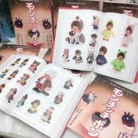 Sekiguchi 100th Anniversary Monchhichi Bible Photo Book (A4) 368347