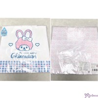 Monchhichi Chimutan 2-Side Print Baby Handkerchief L Size (Made in Japan) 476961