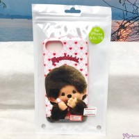 Monchhichi Plastic Phone Case Heart Cover MMC (for iphone 6/6s/7/8) 508761