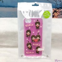 Monchhichi Plastic Phone Case Pink Cover (for iphone 6/6s/7/8) 512836