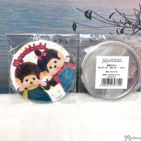 Event Limited Monchhichi 7.5cm diameter Mirror A 707799