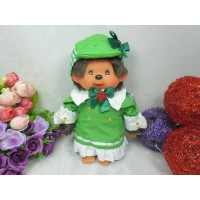 Monchhichi x Milky Holmes S Size MCC - Green Nercule 741847 (NEW ARRIVAL)