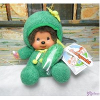 Monchhichi Plush S Size Japan Okinawa Limited - Goya Green 793900