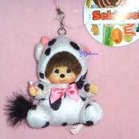 Lovin/' Sweet 293040 Monchhichi OTONALAB Mascot MCC Phone Strap