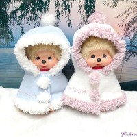 JAPAN Shop Limited SFDS  Winter Coat Monchhichi M Size Boy & Girl 837190+837200