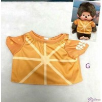 Monchhichi M Size Fashion Tee G (Japan SFDS SHOP Limited) 837298-G