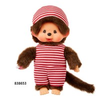 Monchhichi S Size Border Swim Wear Boy (Japan Limited) 838653