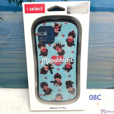 Monchhichi Plastic Phone Case Cover (for iphone 11 Pro) MMC-08C
