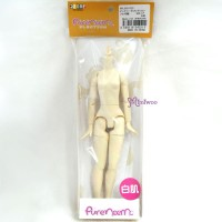 Azone 25cm Pure Neemo Flection Body M Size White PFL018-FLS