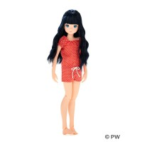 Petworks Fresh ruruko 1902 Girl Doll 1819021