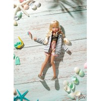 1821041 Petworks CCS 21SM Ruruko Cool Beach Girl Doll ~~~ PRE-ORDER ~~~