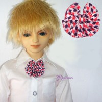 STA005RED bjd SD SD13 Luts 1/3 Doll Bow Tie Red