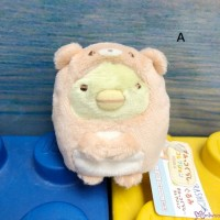 762830-A Sumikko Gurashi 6cm Mini Plush penguin ~~ FREE SHIP ~~ NEW ARRIVAL