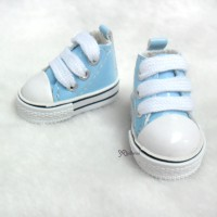 YK02BLE S Size MCC Doll Shoes Blue