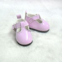 SHU050PNK Yo SD BJD Doll Maryjane School Shoes PINK
