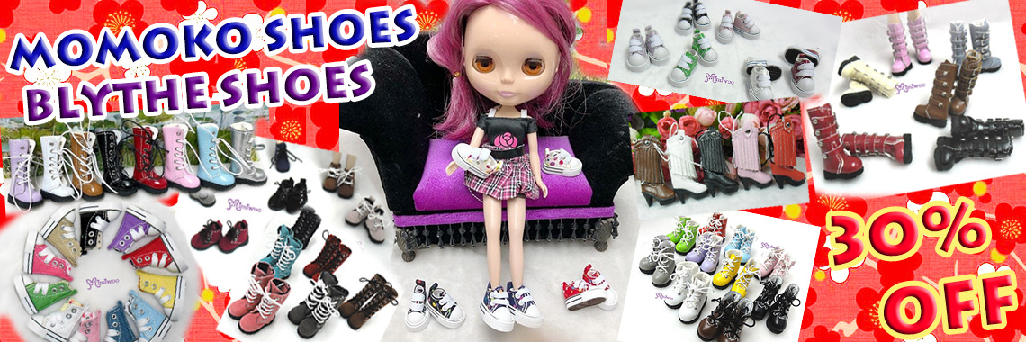 Blythe Shoes 30% OFF