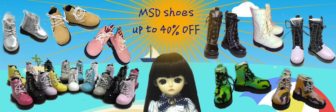 MSD  OB60 Shoes - Up to 40% OFF